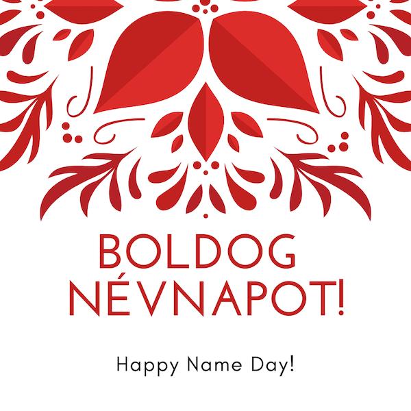Hungarian Name Days