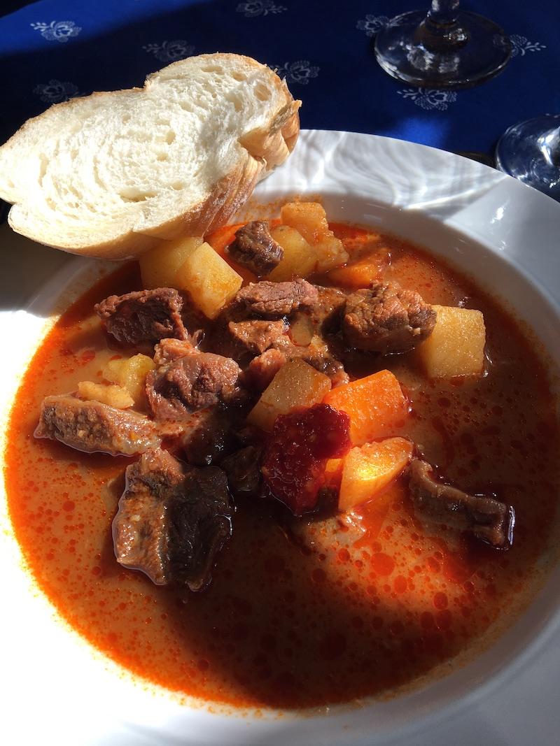 Hungarian Soups