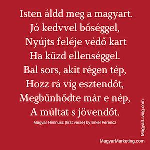 A Magyar Himnusz ~ The Hungarian National Anthem