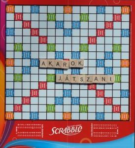 DIY ~ Hungarian Scrabble®