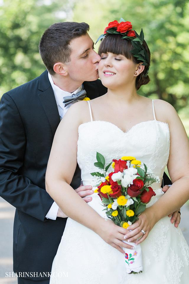 Adding a Hungarian Touch to a Wedding