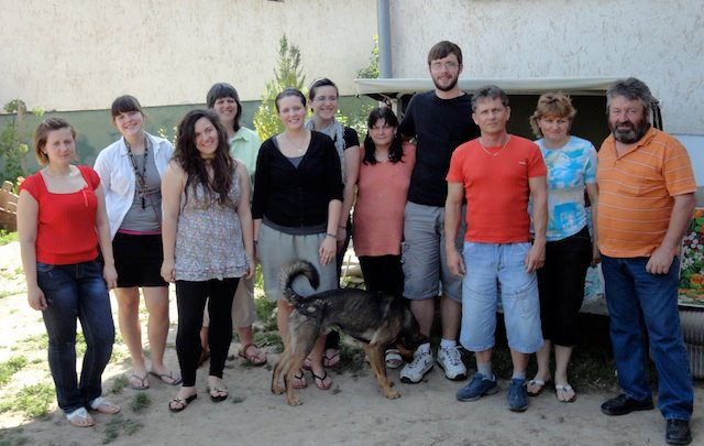 Our Family Visit to Hungary