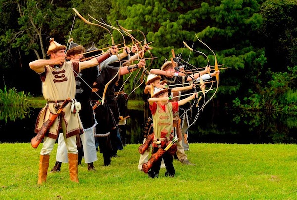 The Hun Archers