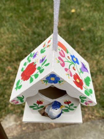 Hungarian Birdhouse