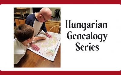 Hungarian Genealogy Series