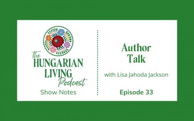 Author Talk: Lisa Jahoda Jackson