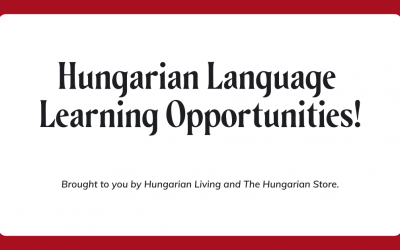 Hungarian Language Learning Opportunities