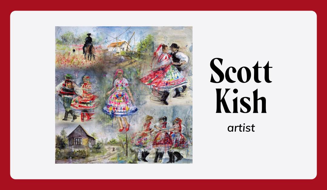 Scott Kish, artist